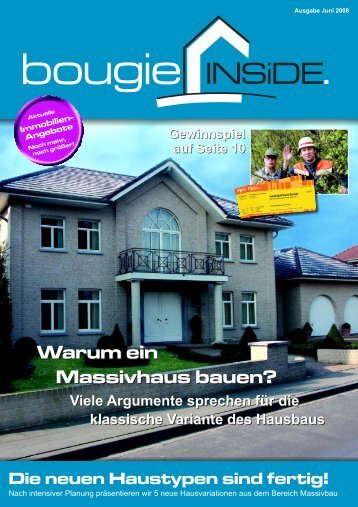 Newsletter Juni 2008 - Bougie