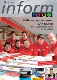 reha inform 23 - hier downloaden - Reha GmbH