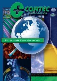 Der perfekte Korrosionsschutz - Corpac Deutschland GmbH & Co.KG