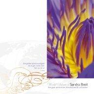 unsere besonderen Empfehlungen - World Selection Sandra Breit