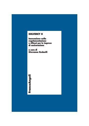solvency ii - Franco Angeli Editore