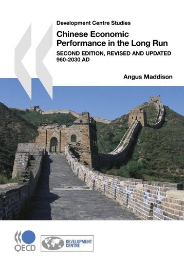 Chinese Economic Performance in the Long Run - OECD Online ...