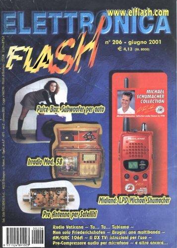 Page 1 n° 206 - giugno 2001 - Introni.it