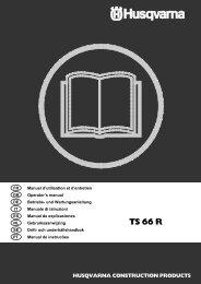 OM, TS66R, Husqvarna, EN, 2007-03 - Express Tools