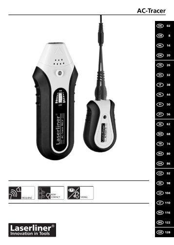 AC-Tracer - AM-Laser und Baugeräte Handels GmbH
