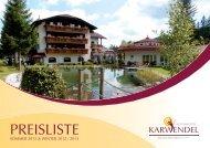 PreIslIste - Alpenhotel Karwendel