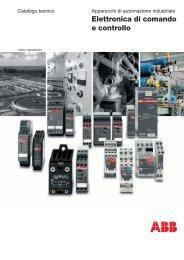 Elettronica di comando e controllo - EL.MA.H.