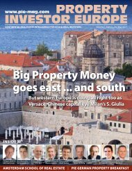 Realinvestor trains real estate investors, managers in positive