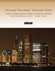 Chicago Teachers' Pension Fund - Public School Teachers