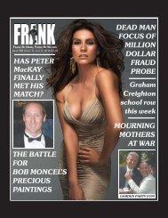 Frank Magazine Issue 588.pdf - Besthostingplanever.com