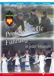in jeder Situation - Österreichs Bundesheer
