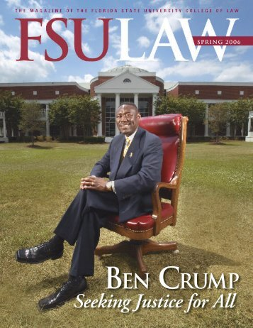 Ben Crump Winning the - Florida State University College of Law