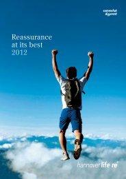 Brochure - Hannover Re
