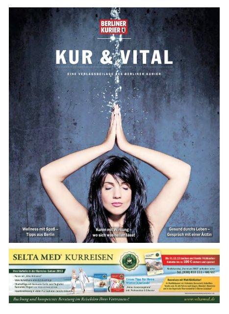 KUR & VITAL KUR & VITAL - Berliner Zeitung