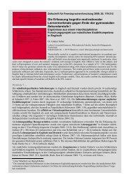 Erfassung kognitiv-motivationaler Lernermerkmale - Institut für ...