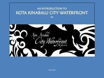 KOTA KINABALU CITY WATERFRONT