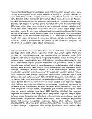 Pelan Induk Cerun Negara - Kementerian Kerja Raya Malaysia