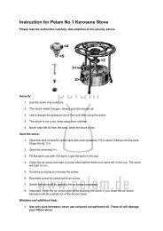 Tilley Lampe AL620 Spécifications et pièce de rechange notice Tilley instructions