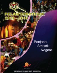Pelan Strategik 2010-2014 - Department of Statistics Malaysia