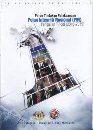 Pelan Integniti Nasional (PIN) - UMT   Pejabat Pendaftar