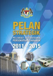 Pelan Strategik SUPS 2011 - 2015 (pdf -800KB ) - Pejabat ...