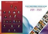 PELAN TRANSFORMASI SEDEKAD AUTeM (2011 ... - Autem.org.my
