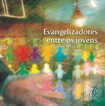 Evangelizadores entre os jovens