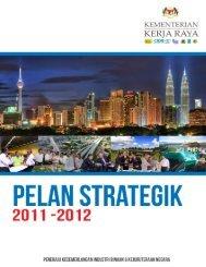 pelan strategik 2011 - 2012 - Kementerian Kerja Raya Malaysia