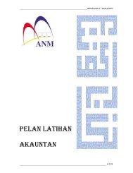 PELAN LATIHAN AKAUNTAN - Jabatan Akauntan Negara Malaysia
