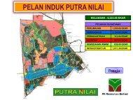 PELAN INDUK PUTRA NILAI - Majlis Perbandaran Nilai