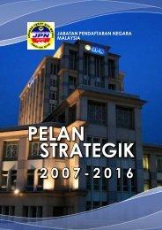 Pelan Strategik 2007-2016 - Jabatan Pendaftaran Negara Malaysia