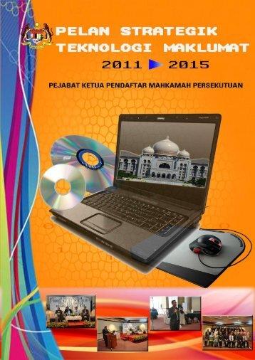 Pelan Strategik Teknologi Maklumat 2011-2015, Pejabat Ketua