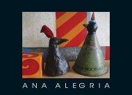 CATALOGO-ANA ALEGRIA.indd - Galeria Gestual