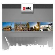 Click hear to download - UTC Engenharia