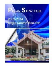 Pelan Strategik MDBFT - Portal Rasmi Majlis Daerah Beaufort - Sabah