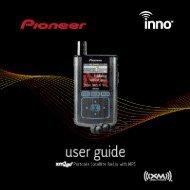Using inno with a PC - Shop Sirius Satellite Radio