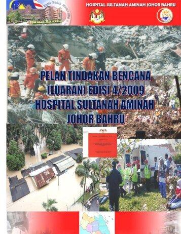 Pelan Tindakan Bencana (Luaran) - Hospital Sultanah Aminah ...