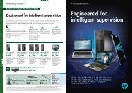 Business pcs - elite and pro desktop pc series
