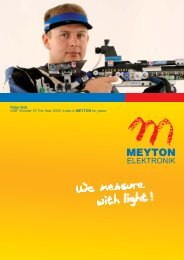 Peter Sidi MEYTON , ISSF Shooter Of The Year 2009 ... - Meyton.info