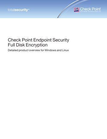 Checkpoint Endpoint Security Download