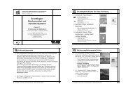 Grundlagen: Rechnernetze und Verteilte Systeme - Lehrstuhl für ...