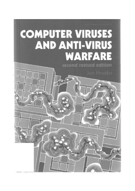 COMPUTER VIRUSES AND ANTI-VIRUS WARFARE ... - adamas.ai