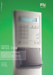 INTUS 3100 - PCS Systemtechnik GmbH