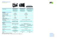 CONVISION Videoserver (1/2) - PCS Systemtechnik GmbH