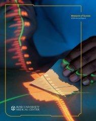 Annual Report - Rush University Medical Center
