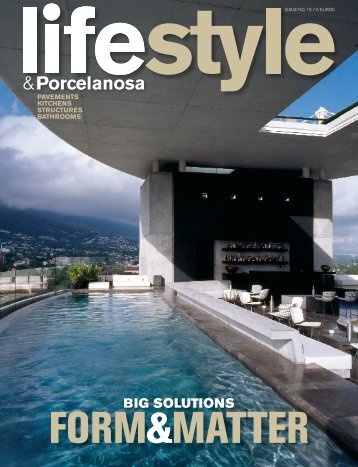 01 Lifestyle 15 cover ING .indd - Porcelanosa