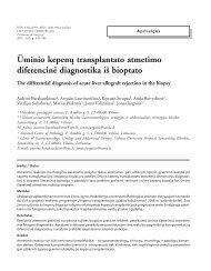 pdf / 1,10 MB - Lietuvos chirurgija