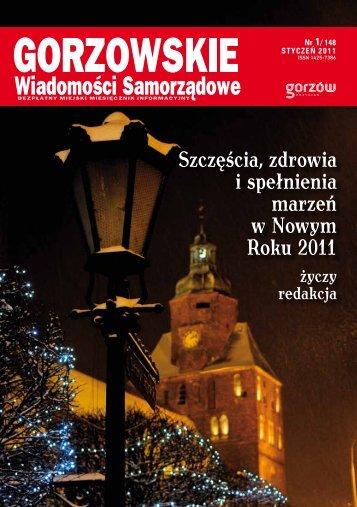 GWS nr 01 / 2011 - Gorzów