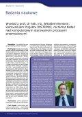 Newsletter dla Przedsiębiorców - grudzień 2011 - CTT AGH - Page 4