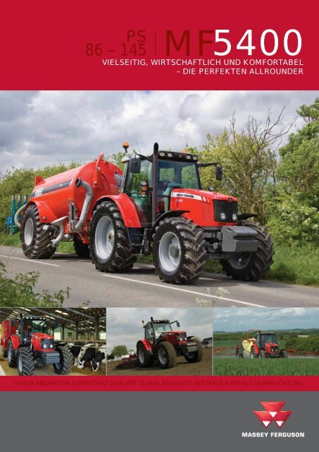 PS 86 – 145 MF5400 - Massey Ferguson